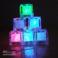 Cube Lights Led Ice Cube Lights Wedding Party Lights Christmas Party Decorate