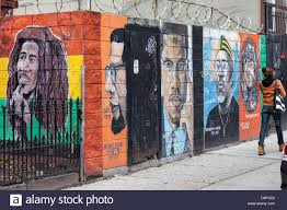 mural honors african american role models bedford stuyvesant mural honors african american role models bedford stuyvesant brooklyn new york
