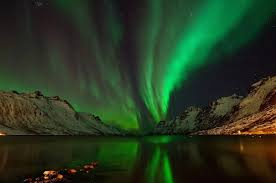 sky artic borealis sky alaska northern lights outdoors boreale