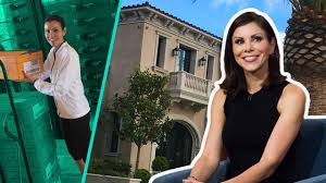 heather dubrow house tour real housewives of orange county star heather dubrow finally