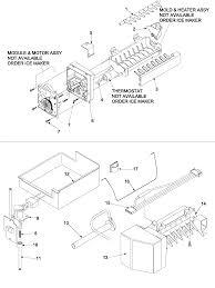 amana refrigerator parts manual refrigerator decoration ideas