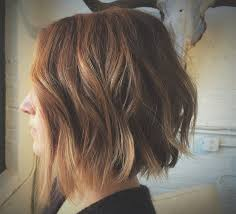 medium chunky bob haircuts 21 textured choppy bob hairstyles short shoulder length hair