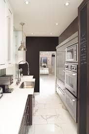 galley kitchen lighting looks lights online blog
