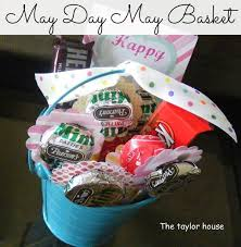 Basket Gift Ideas Easy May Day May Basket Ideas The Taylor House