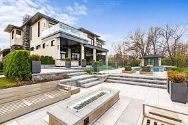 technology house house of the week modern mansion in hudson s valleys combines