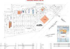 Florida Mall Floor Plan St Cloud Fl St Cloud Commons Retail Space For Lease The