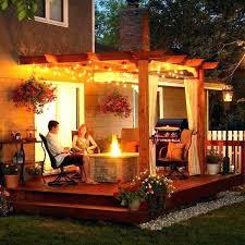 String Outdoor Patio Lights Outdoor Patio Lights Ideas Aerojackson