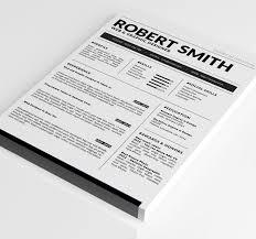 resume format doc standard resume template docx doc