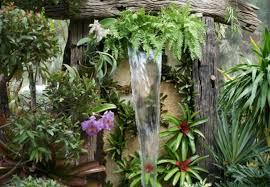 tropical garden landscape ideas photograph tropical garden