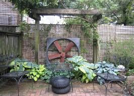 Rustic Garden Decor Ideas Exterior Charming Garden Decoration Beautifying The Garden Space