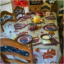decorations for thanksgiving party