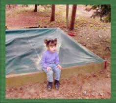 Sandboxes With Canopy And Cover by Custom Sandbox Covers And Custom Playset Tarps