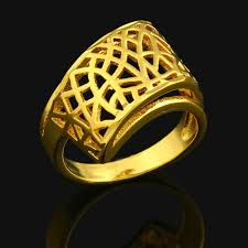wedding ring dubai dubai ring for women 24k gold color wedding ring india