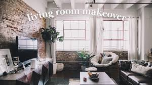 loft living room makeover tour downtown la imdrewscott
