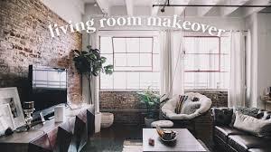 Livingroom Makeover Loft Living Room Makeover Tour Downtown La Imdrewscott