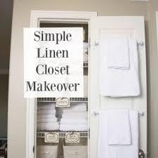linen closet linen closet makeover part 2 the organized mom