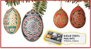 ornament contest electric consumer