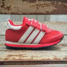 Jual Adidas Anak sepatu adidas anak merah putih elevenia