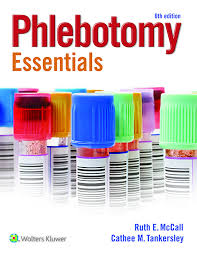 phlebotomy essentials amazon co uk ruth mccall cathee m