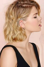 hair styles cut around the ears come around ear cuff thanks it s new pinterest piercing