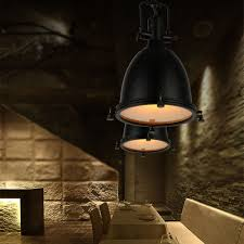 barn door cafe retro led spot lights ceiling lamp retro style industrial track