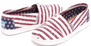 American Flag Shoes Toms Shoes For Kids