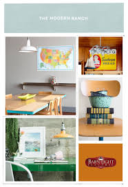 the mid century modern ranch house blog blog barnlightelectric