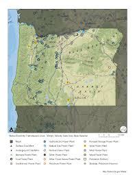 Oregon Campus Map by Oregon Profile