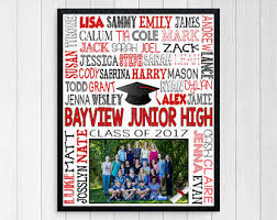 middle school graduation gifts middle school graduation gift class picture printable