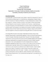 executive summary proposal sample business templates executive