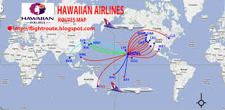 Virgin America Route Map Airlines And Airports Information