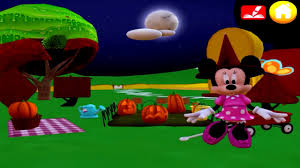 minnie mouse halloween game disney junior games app store