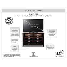 Bell O Triple Play Tv Stand 44