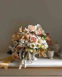 wedding floral arrangements classic wedding floral arrangements martha stewart weddings