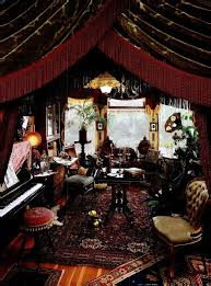 victorian home interiors how to do the victorian parlour old house interiors google books