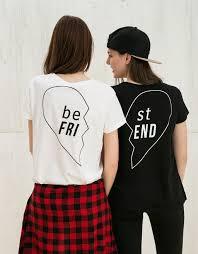 camiseta bsk u0027best friend u0027 descubre ésta y muchas otras prendas