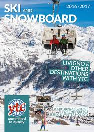 ytc travel winter brochure 2016 2017 by stellina galea issuu