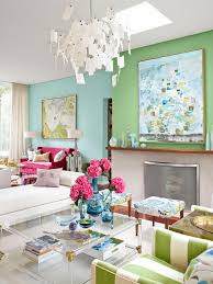 inside sarah richardson u0027s colorful home hgtv