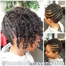 updo hairstyles with big twist natural hair updo two strand twists www touchofheavensalon com