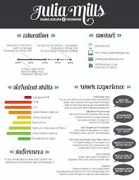 Best Resume Gallery by Best Creative Resumes Resume For Your Job Application