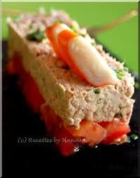 recette de cuisine legere entrée légère et facile tartare tomate thon recettes by hanane