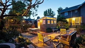 Build A Guest House In My Backyard Home Office Inspired Limited Living Space Solutions Modern Shed