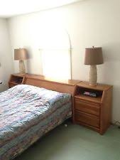 Honey Oak Bedroom Set Thomasville Bedroom Ebay