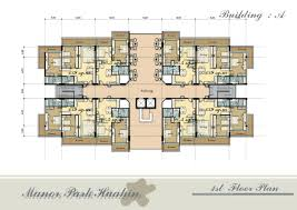 apartment floor plan design pleasant stylish blueprints on with