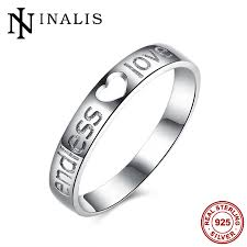 sted rings inalis solid 925 sterling silver jewelry wedding anniversary