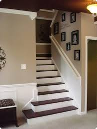 i would love to rip out the carpeting on my stairs and do this diy