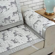 sofa hussen stretch aliexpress zebra stil sommer silk sofa abdeckung modernen