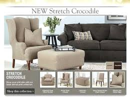 Sure Fit Stretch Pique Shorty Dining Room Chair Slipcover Sure Fit Slipcovers Sofa View Details A Ultimate Heavyweight