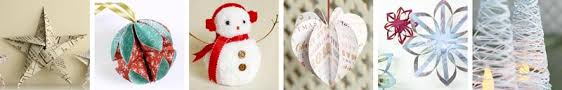 Easy Home Made Christmas Decorations Easy To Make Christmas Decorations