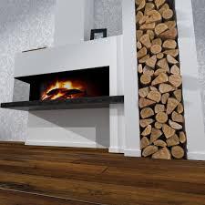 modern fireplace design 3d model cgtrader